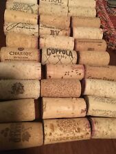 Lot Of 100 Used Wine Corks For Crafting And Decorating