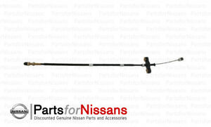 Genuine Nissan 2001-2004 Frontier Xterra Accelerator Throttle Cable SE XE 3.3