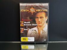John Wayne Anniversary Collection - 2 Classic Movies - DVD Video NEW/Sealed