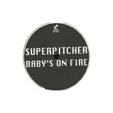 "12"": Superpitcher - Baby's On Fire - Low Spirit Recordings - LS 