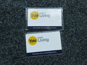 NEW Yale Smart Living Keyless Connected Key Card 2 Pack