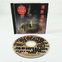 DRILL - DRILL Self Titled (CD, DV8 Records, 1995) RARE PROMO