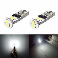 JDM ASTAR Subaru LED License Plate Lights T10 Super White LED Bulbs 194 168 2825