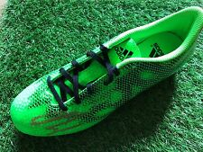ROBIN VAN PERSIE HAND SIGNED FOOTBALL BOOT MANCHESTER UNITED, HOLLAND PROOF.