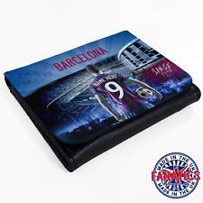 Barcelona Fútbol Billetera Abatible * * no oficial para Hombre Papá Regalo * Personalizado * AF10