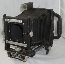 Brand Camera Co. 4x5 Camera made in Los Angeles, CA Made Post WWII