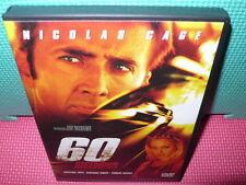 60 SEGUNDOS - CAGE - JOLIE -