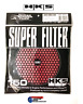 HKS Air Filter Super Power Flow - 150mm Replacement Element Mushroom RED