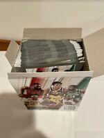2018-19 Panini NBA Stickers European Sticker Box Luka Doncic Rookie RC 50 Packs