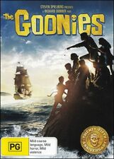 the GOONIES (Sean ASTIN Josh BROLIN Jeff COHEN Corey FELDMAN) NEW DVD Region 4
