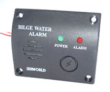 Bilge water alarm panel Marine Boat SEAWORLD  12v illuminated   10-10710