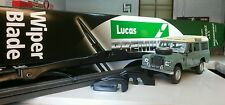"LAND ROVER SERIES 3 Genuine Lucas Premium 11"" Flat Wiper Blade 575437"