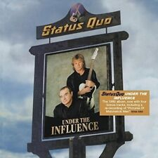 STATUS QUO - UNDER THE INFLUENCE (EXPANDED+BONUSTRACKS)   CD NEUF