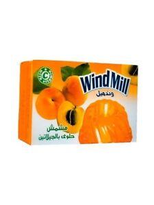 Gelée de fruit (jelly) à l'abricot WINDMILL 80 gr