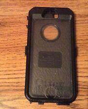 Apple Phone 5/5S Otterbox Series Vapour Case (Clear Black)