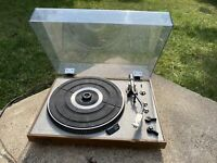 vintage project one turntable DR-330