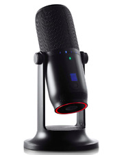 Thronmax Mdrill One Streaming USB Microphone,HD Studio Broadcasting
