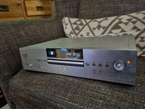 SONY DVP-NS900V SACD CD DVD Player - Silver Brushed Metal