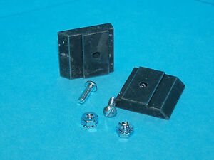 OLIVER - Bandsaw Guide Jaws (support block for Guides)