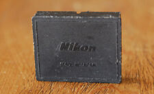Nikon F F2 FTn Viewfinder Finder Prism Guard cover cap eyelevel DP3 DP12 DP2 DP1