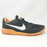 Nike Mens Lunar Ultimate TR 749162 200 Orange Black Running Shoes Size 10.5