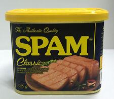 Spam Classic 340g 12oz Ham Meat PORK CJ SPAM Pure Salt