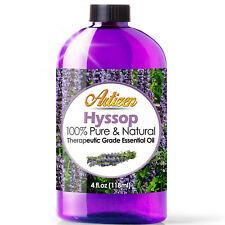 Artizen hisopo Aceite esencial (100% Pure & Natural) - 4oz/118ml