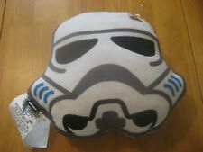 Almar Star Wars Plush Stormtrooper Face Pillow NEW With Tags