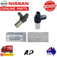 GENUINE NISSAN CAM & CRANK ANGLE SENSOR SUITS NISSAN XTRAIL T30 QR20DE & QR25D