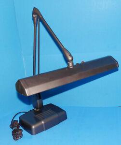 Mid Century DAZOR Floating Fixture Metal Drafting Desk Lamp 2324