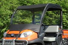MINI CAB w/ VINYL Windshield ~ KUBOTA RTV500 & RTV900 ~ New ~ UTV Enclosure