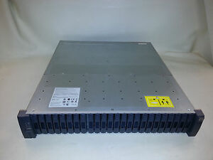 NetApp FAS2240-2 Filer w/ 4x 200GB SSD X446A +20x X422A 600GB, 2x Controllers