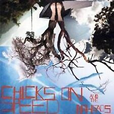 CHICKS ON SPEED - PRESS THE SPACEBAR NEW VINYL RECORD