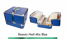 Valigetta Beauty Nail Mix Blue Professional Product Ricostruzione Unghie KyLua