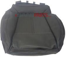 NEW Saab 9-5 Seat Cover LH Bottom - Jet Black B59 Comfort Seats 2011 Genuine OEM