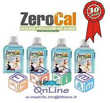 ZEROCAL DOSE PRODOTTO ANTICALCARE PER CALDAIE 4 RICARICHE DA 500 ml