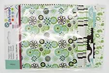 8 Tissu coupon Petite Fleur Artemio 15x15cm 4 motifs divers DIY loisirs créatifs