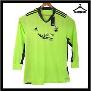 Aberdeen Football Goalkeeper Shirt Adidas XXL LS GK Soccer Jersey 2020 2021 E53