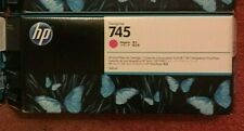 HP 745 DesignJet Ink Magenta 300ml F9K01A 2020 VAT INCLUDED