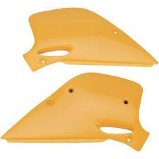 Ufo Seitenteile Seitendeckel orange side cover KTM EXC SX  250 300 360 93-97