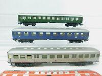 AZ495-1 #3x Primex / Märklin H0 / AC Voitures DB : 4012+4011+22-11 719 / Bnb 720