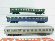 AZ495-1# 3 x Primex/Märklin H0/AC Carroza DB: 4012+4011+22-11 719/Bnb 720