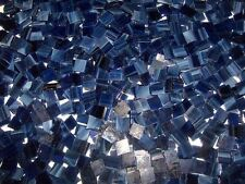 Mini Calypso Blue Stained Glass Mosaic Tiles