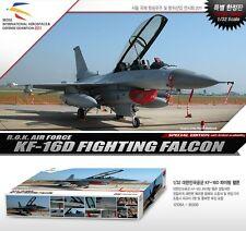 Academy Plastic Model kit 1/32 R.O.K. Air Force KF-16D Fighting Falcon #12108