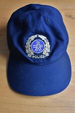 Montreal (Quebec, Canada) Police SPVM genuine officer cap