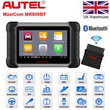Autel MaxiCOM MK808BT OBD2 Car Diagnostic Tool Code Scanner ABS SRS SAS Airbag