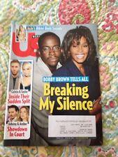 US WEEKLY MAGAZINE JUNE 20, 2016  WHITNEY HOUSTON , Bobby Brown