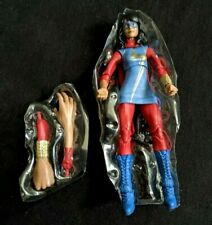 Marvel Legends Series Game verse Abomination figure...Ms. Marvel w/arms...loose