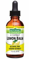 Botanic Choice Lemon Balm Liquid Extract, 1 Oz (free shipping)