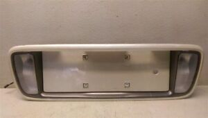 Tail Finish Panel for 00 -05 Cadillac Deville DTS